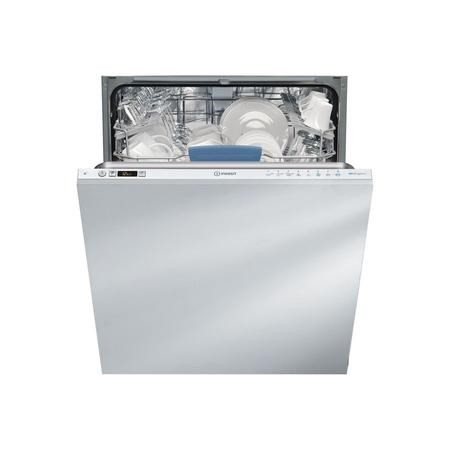 INDESIT Extra DIFP8T96Z 14 Place Fully Integrated Dishwasher