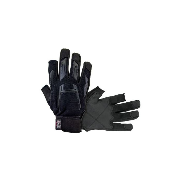Impact Resistant Cut Thumb and Index Finger Gloves