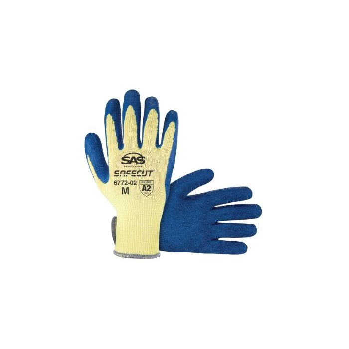SAS Safety Corp Aramid Safecut, Cut Resistant Gloves