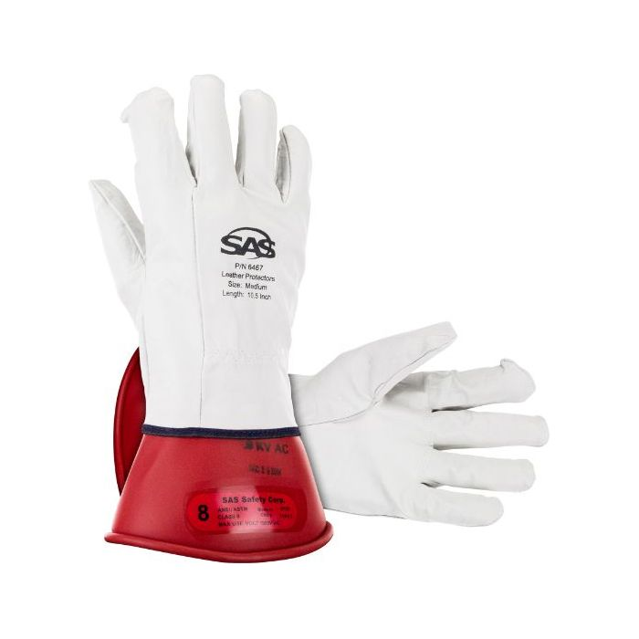 SAS Safety Corp, Electric Service Gloves